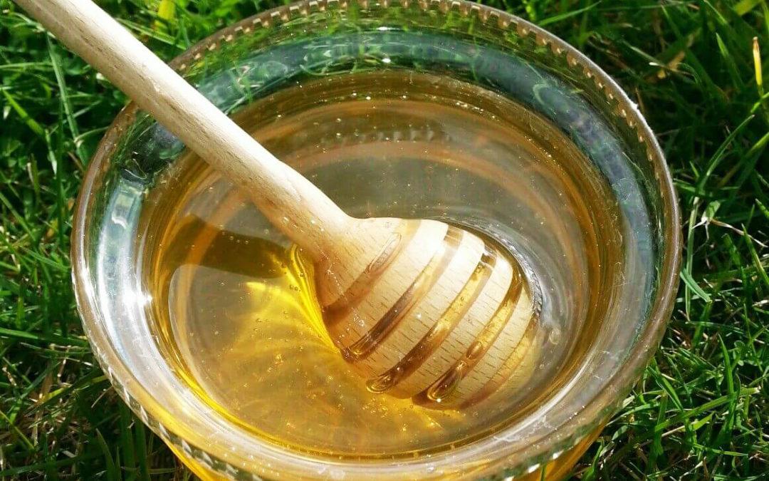 Raw Unprocessed Honey