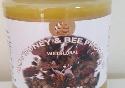 propolis honey